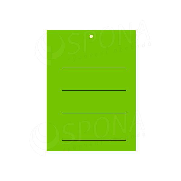 Visačky 3040 s tiskem zelené, 2.000 ks