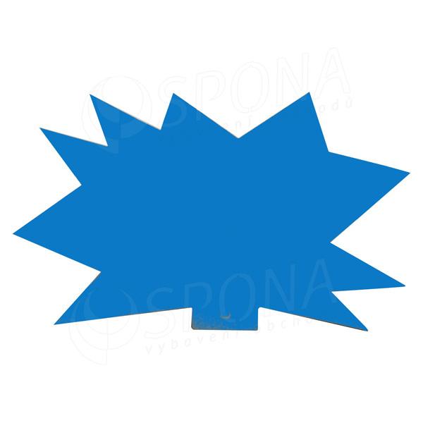 Visačky DREAMER Ježek 120 x 80 mm, modré, 90 ks