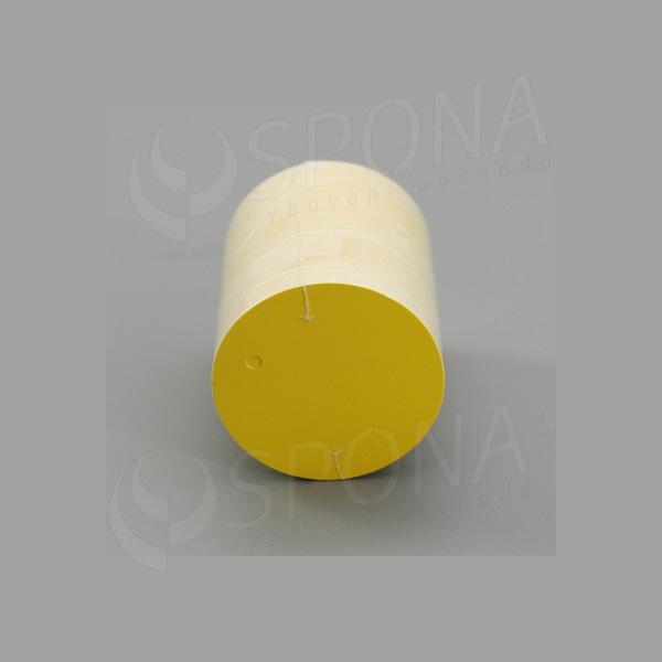 Visačky DREAMER Kruh 26, žluté, 250 ks