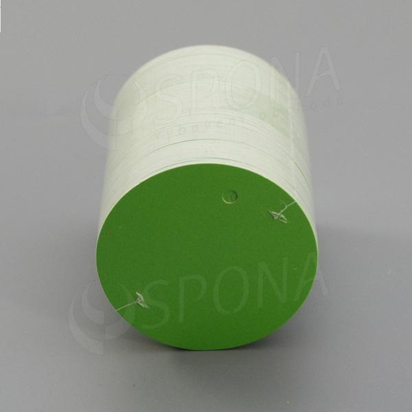 Visačky DREAMER Kruh 45, zelené, 180 ks