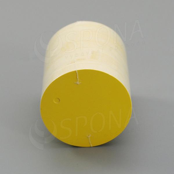 Visačky DREAMER Kruh 45, žluté, 180 ks