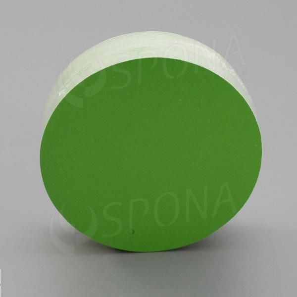 Visačky DREAMER Kruh 80, zelené, 80 ks