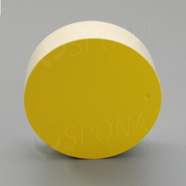 Visačky DREAMER Kruh 80, žluté, 80 ks