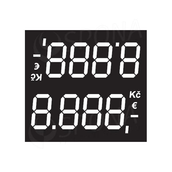 Cenovky 0423, 100 ks