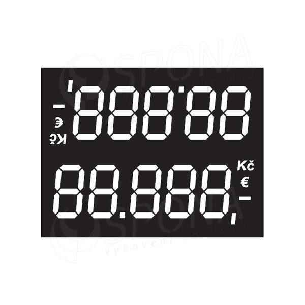 Cenovky 0523, 100 ks