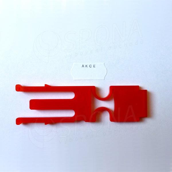 """Razítko """"AKCE"""" pro etiketovací kleště MOTEX 2612"""