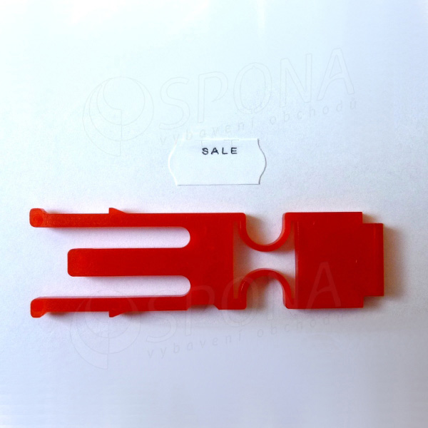 """Razítko """"SALE"""" pro etiketovací kleště MOTEX 2612"""