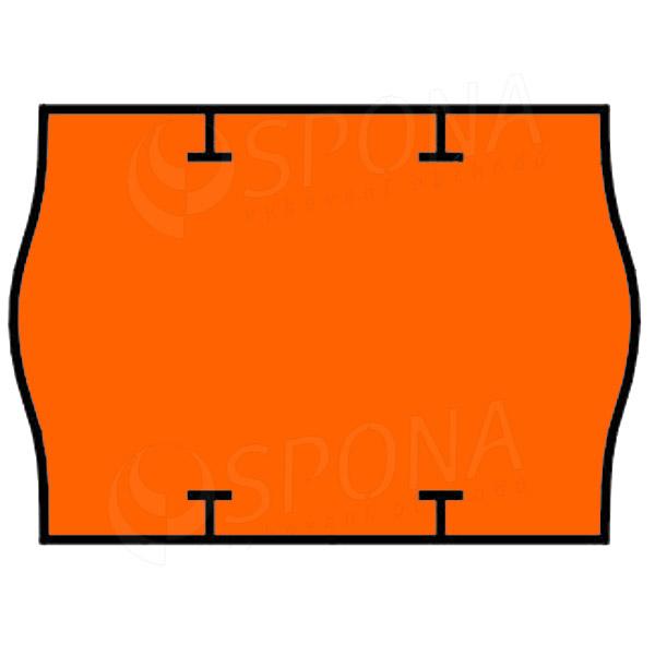 Etikety do kleští, START PRIX 26 x 18 mm, oranžové