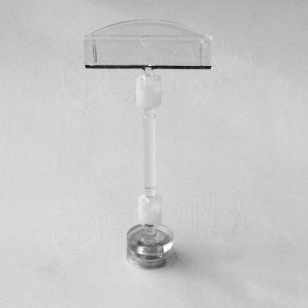 MEMO držák 50 mm, malý kruhový magnet