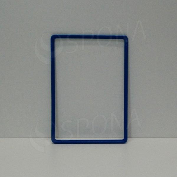 PLAKÁT-M rám A4, modrý