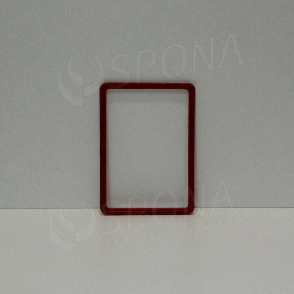 PLAKÁT-M rám A5, červený