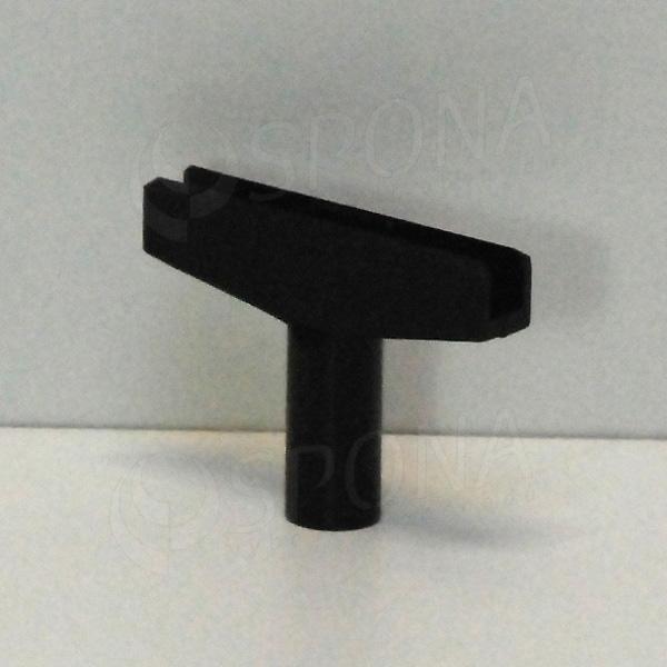 PLAKÁT-M T-kus, šířka 60 mm, černý