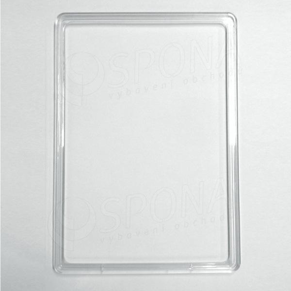 PLAKÁT rám 100, A4, transparentní