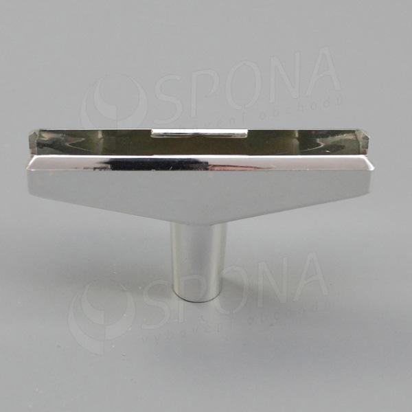 PLAKÁT T-kus 100, šířka 60 mm, chrom