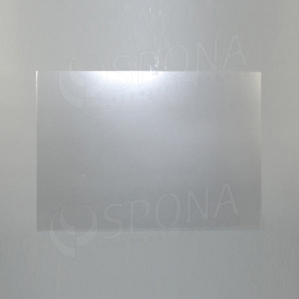 Plakátová kapsa A3 antireflexní PVC