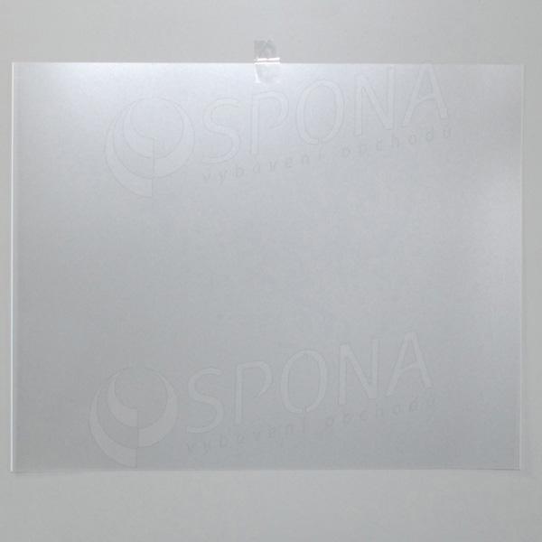 Plakátová kapsa A4 antireflexní PVC