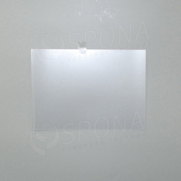 Plakátová kapsa A5, antireflexní PVC