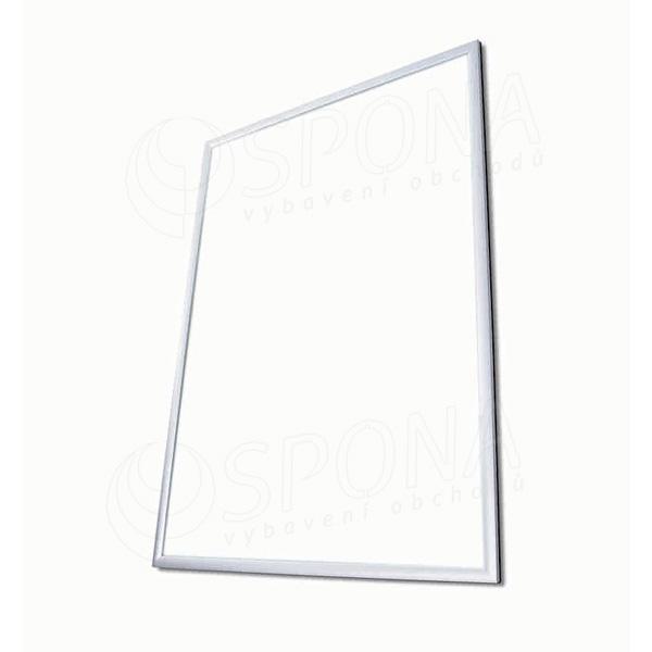 KLIP rám A2 - 420 x 594 mm, ostré rohy, ALU