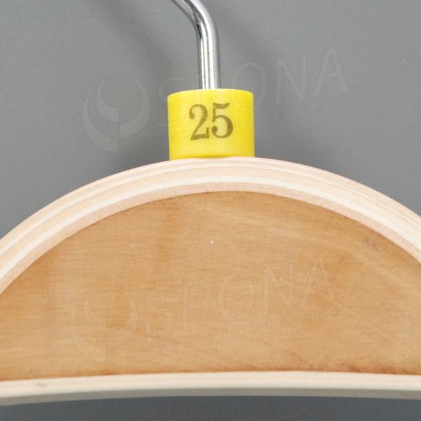 Minireitery 25, 25 ks, žluté