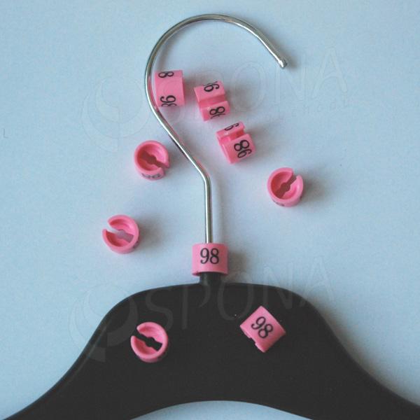 Minireitery 98, 25 ks, růžové