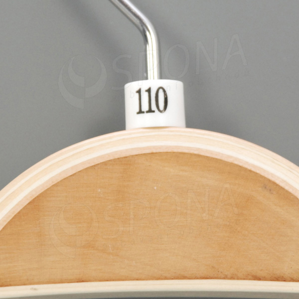 Minireitery 110, 25 ks, bílé