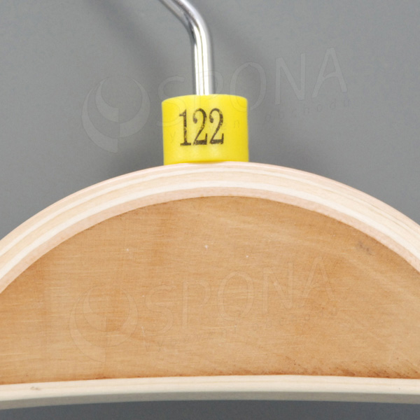 Minireitery 122, 25 ks, žluté