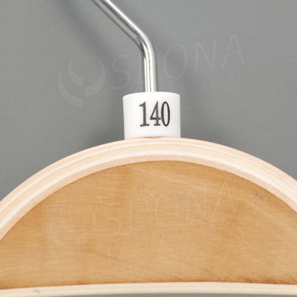 Minireitery 140, 25 ks, bílé