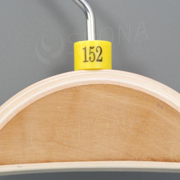 Minireitery 152, 25 ks, žluté