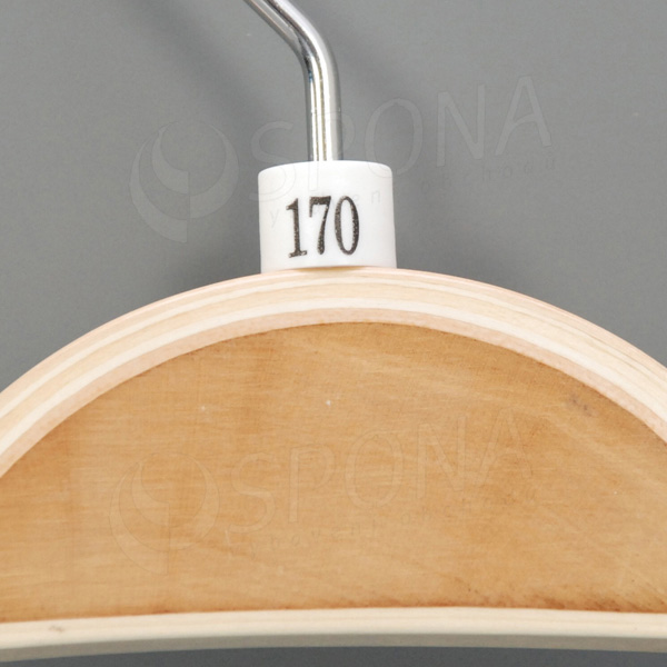 Minireitery 170, 25 ks, bílé