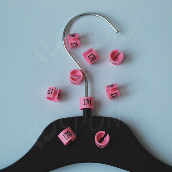 Minireitery 170, 25 ks, růžové