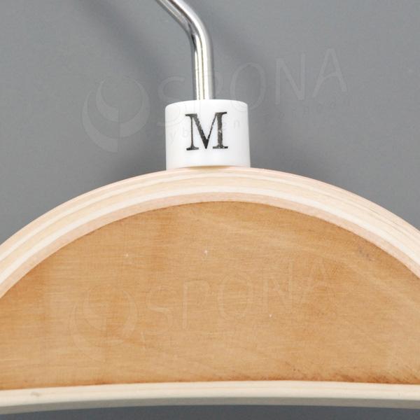 Minireitery M, 25 ks, bílé