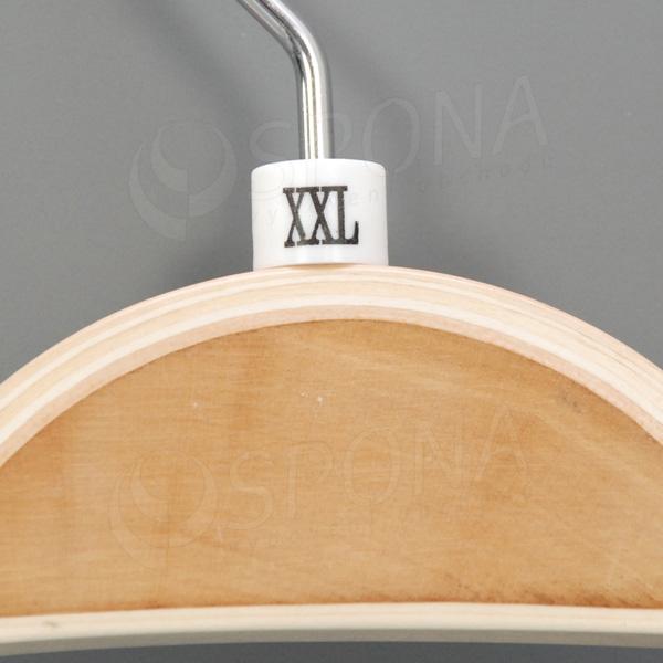 Minireitery XXL, 25 ks, bílé