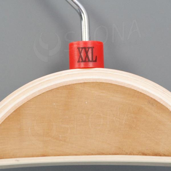 Minireitery XXL, 25 ks, červené - extra