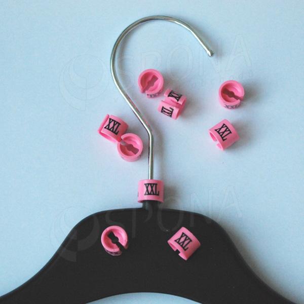 Minireitery XXL, 25 ks, růžové