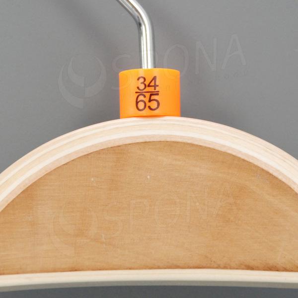 Minireitery kalhotkové 34/65, 25 ks, oranžové