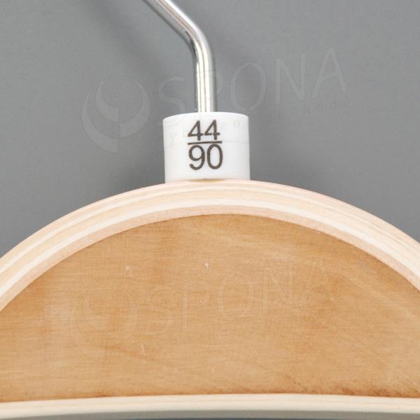 Minireitery kalhotkové, 44/90, 25 ks, bílé