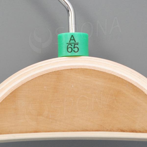 Minireitery podprsenkové, A/65, 25 ks, zelené