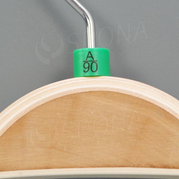 Minireitery podprsenkové, A/90, 25 ks, zelené