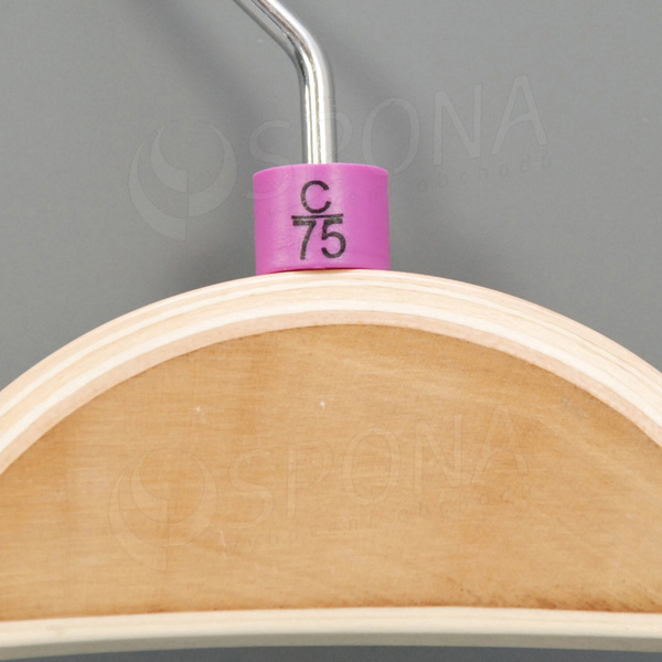 Minireitery podprsenkové, C/75, 25 ks, bordó