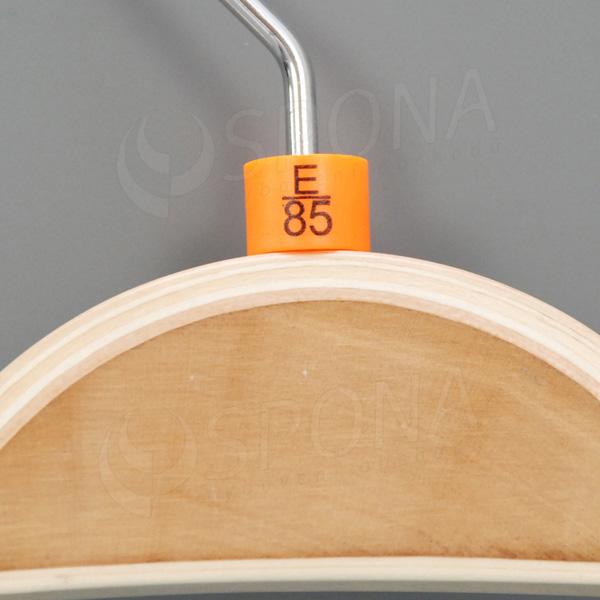 Minireitery podprsenkové, E/85, 25 ks, oranžové