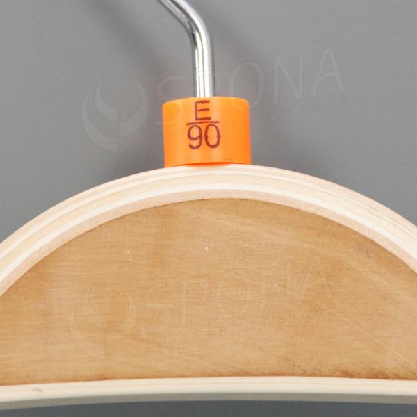 Minireitery podprsenkové, E/90, 25 ks, oranžové