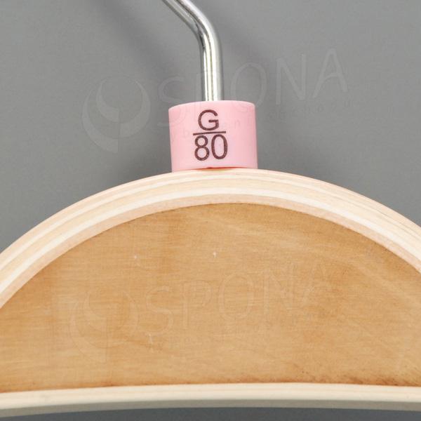Minireitery podprsenkové, G/80, 25 ks, růžové