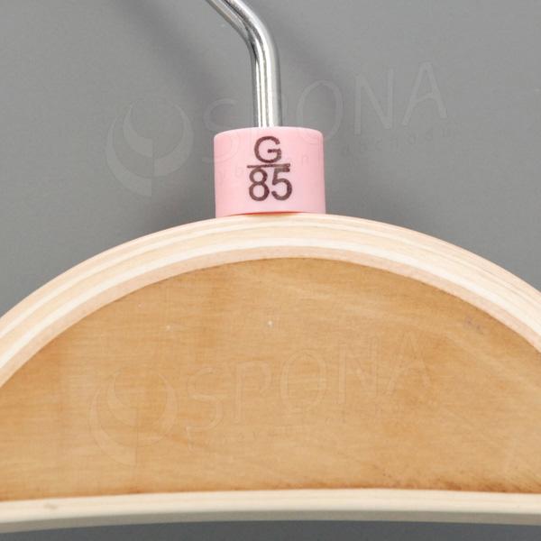 Minireitery podprsenkové, G/85, 25 ks, růžové