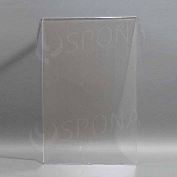 Akrylátová kapsa A4, na výšku, 210 x 297 mm