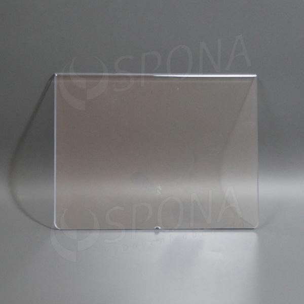 Akrylátová kapsa A5, na šířku, 210 x 148 mm