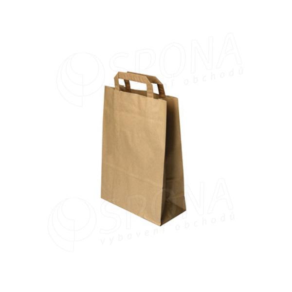 Papírová taška HAVANA, 22+10 x 29, 80 gr.