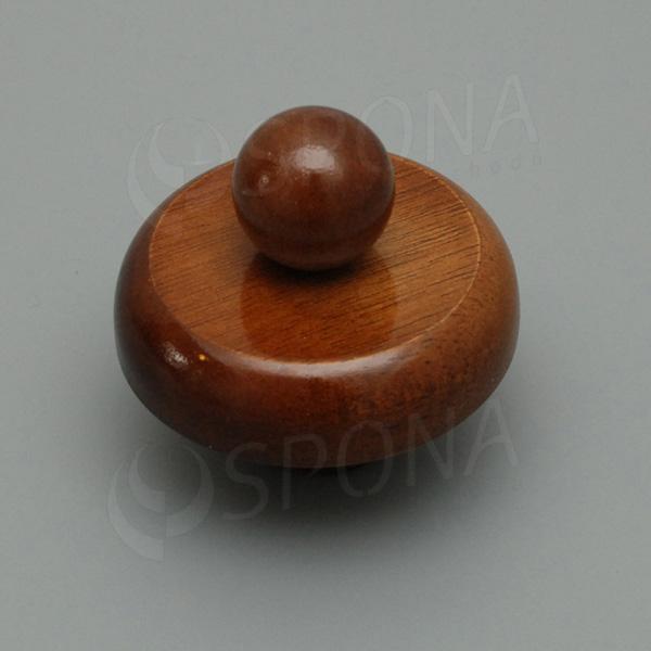 Krček k panně ELITE dřevěný, velikost 38, nízký, tmavý