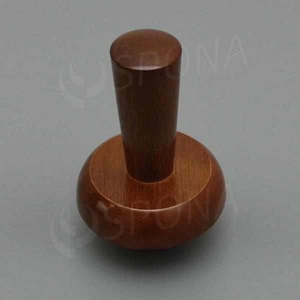 Krček k panně ELITE dřevěný, velikost 38, vysoký, tmavý