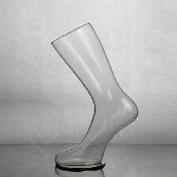 Torzo noha krátká EKO, transparentní