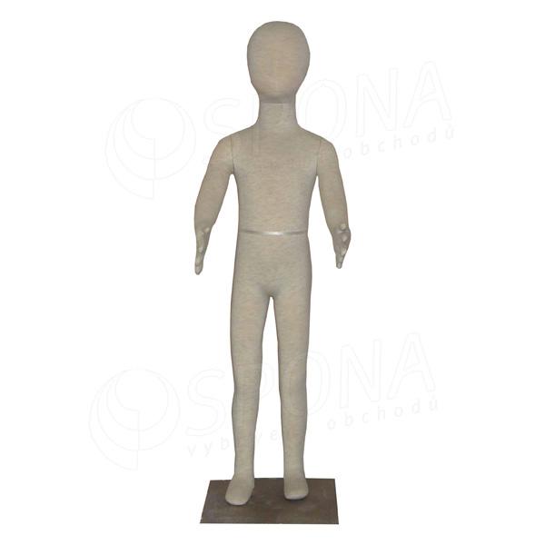 Figurína dětská FLEXI 05, 5 let